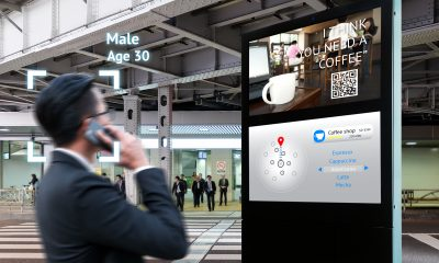 ai billboard predicting customer behaviour