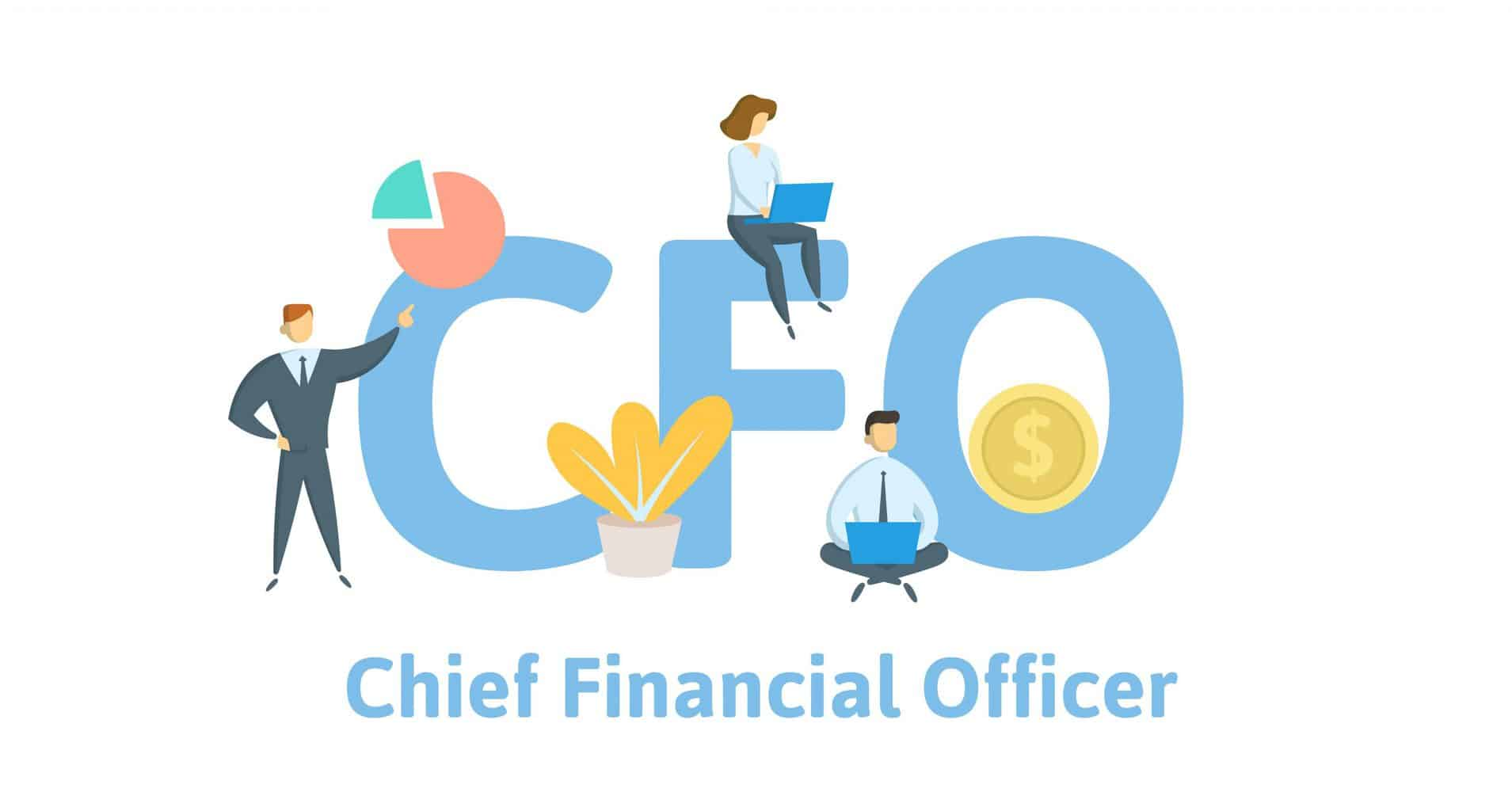 cfo chief financial officer