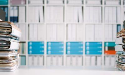 document storage office