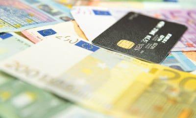 euros and prepaid card
