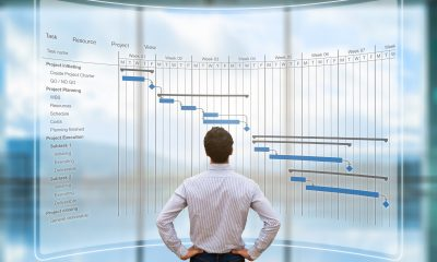 it project management flowchart