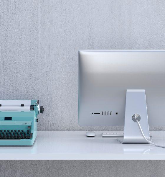 typewriter imac