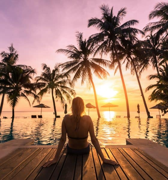 luxury island vacation