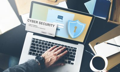 cyber security tools laptop coffee