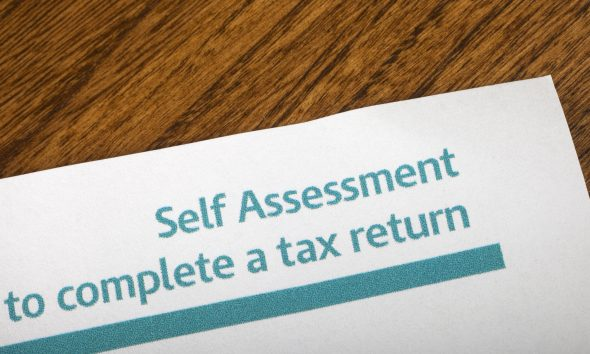 self assessment tax return