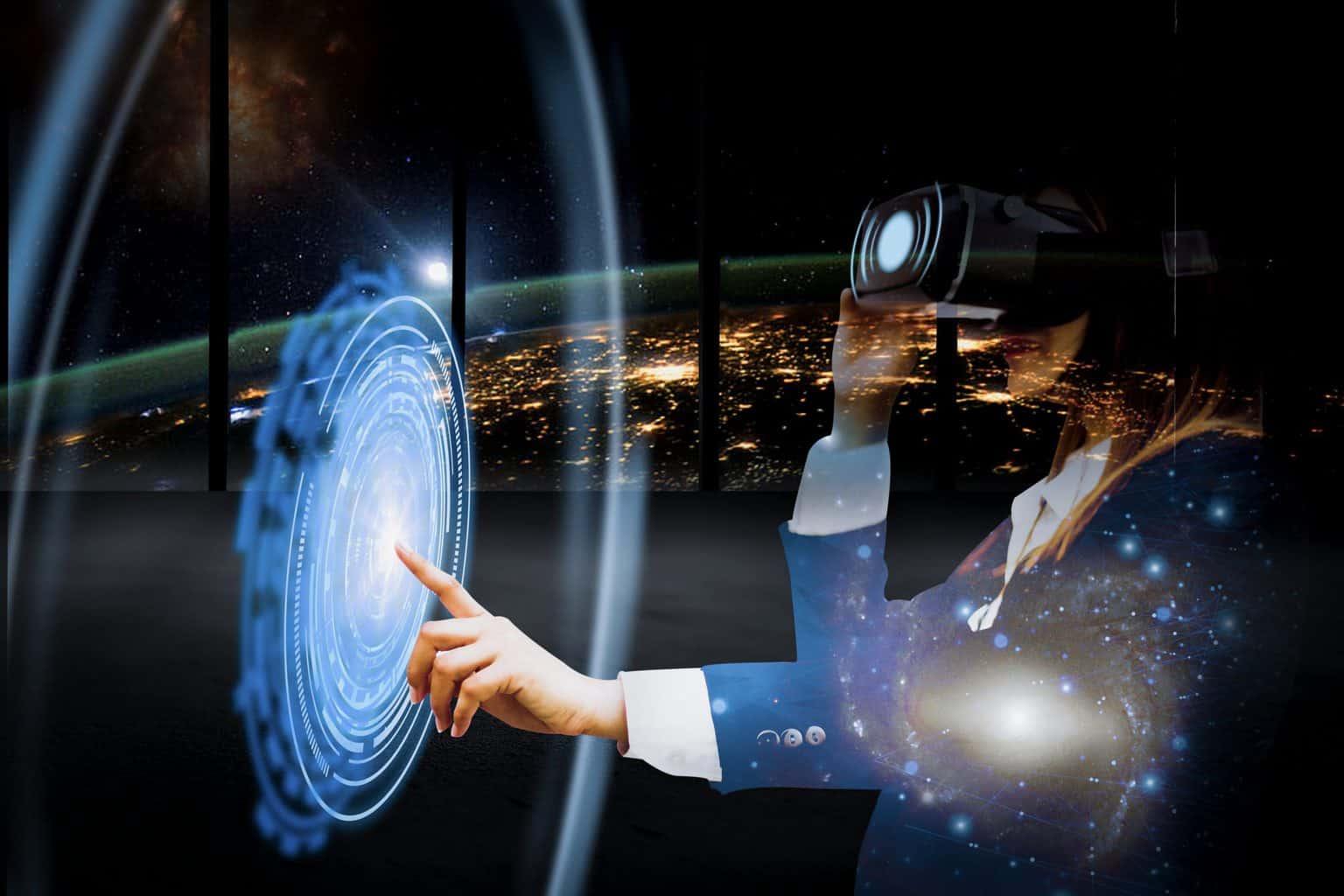 vr goggles disruptive technology