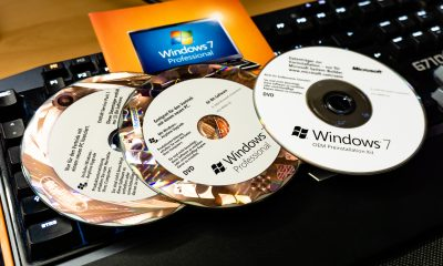 windows 7 oem discs